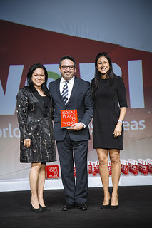 Great Place to Work Award for Ramos-Arizpe, Mexico