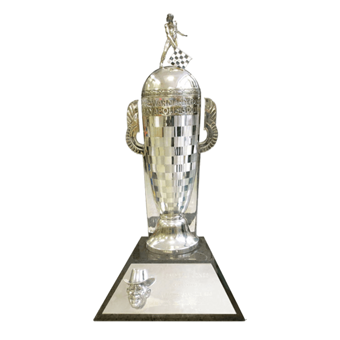 The BorgWarner Championship Driver's Trophy